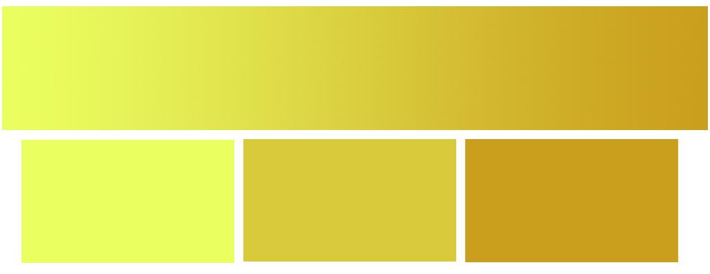 COLOR STORY | Neon Yellow & Mustard – Schatzi Brown