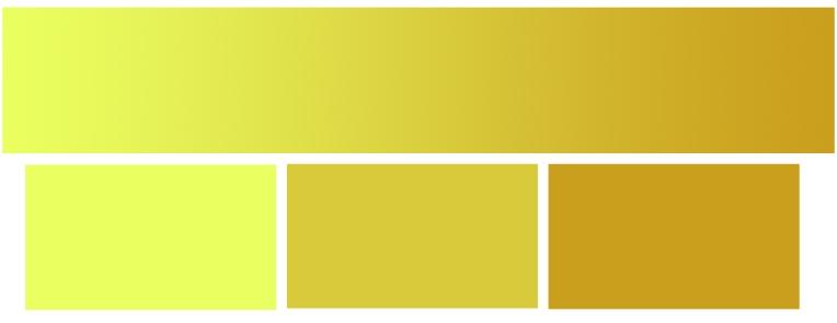 neon yellow mustard