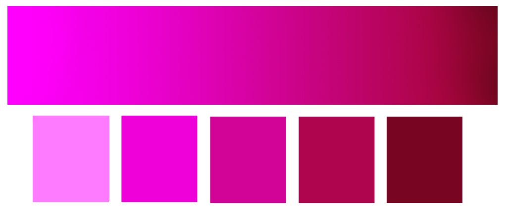Magenta color imagui - Brown and maroon color scheme ...