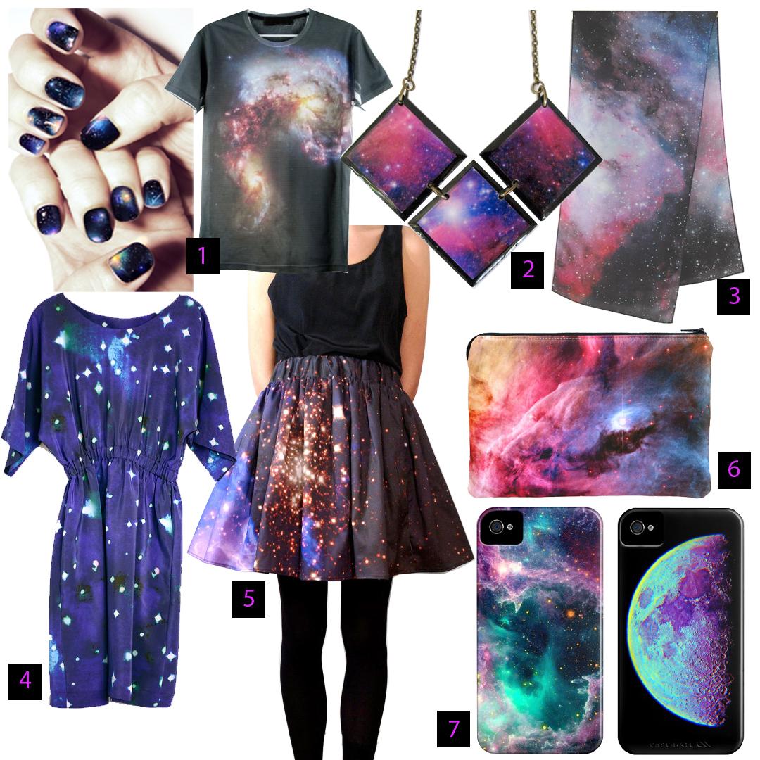 PATTERN STORY | Galaxy Girl