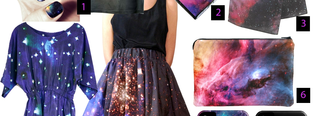 PATTERN STORY | Galaxy Girl