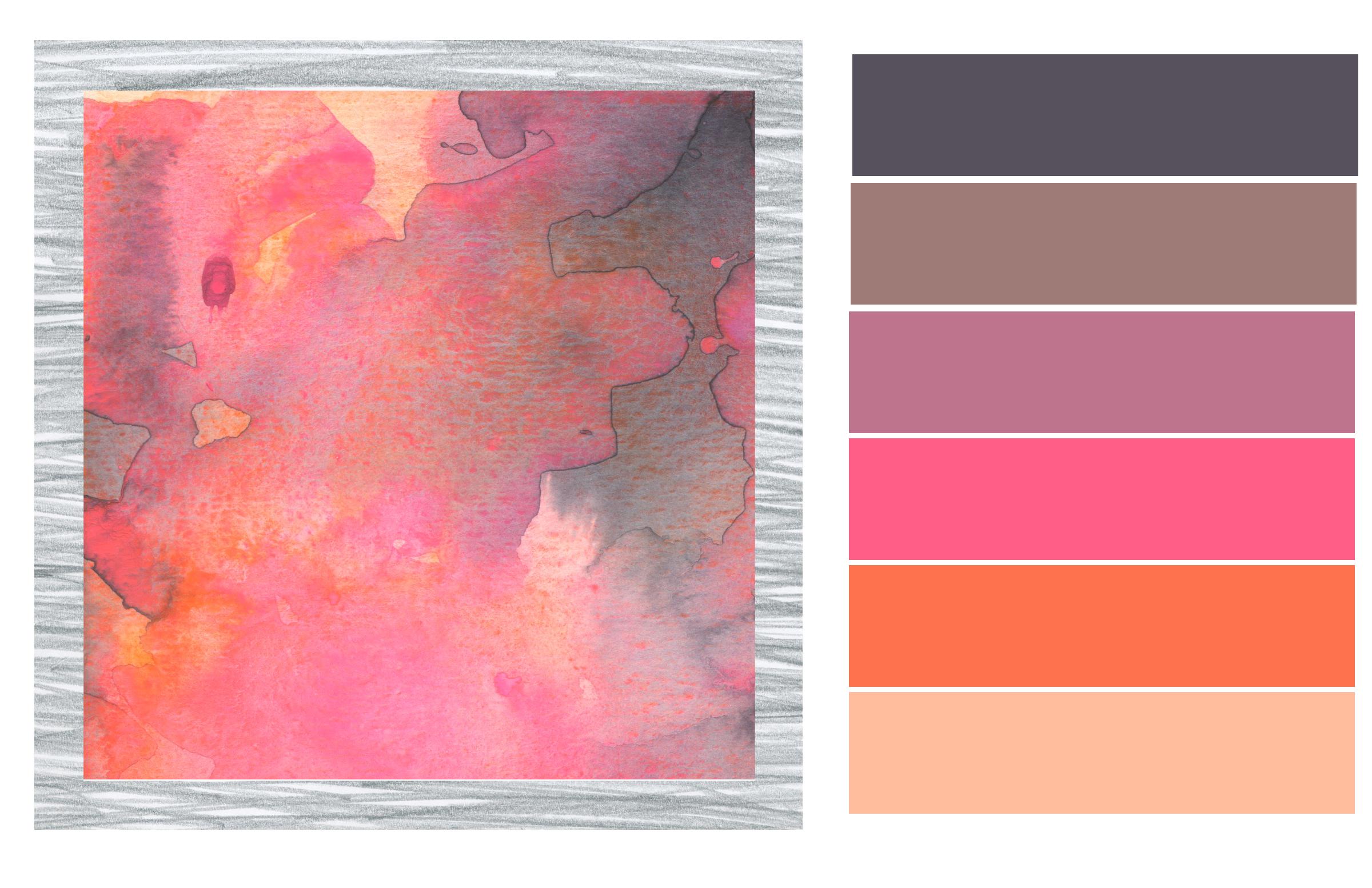 color story watercolor palette schatzi brown