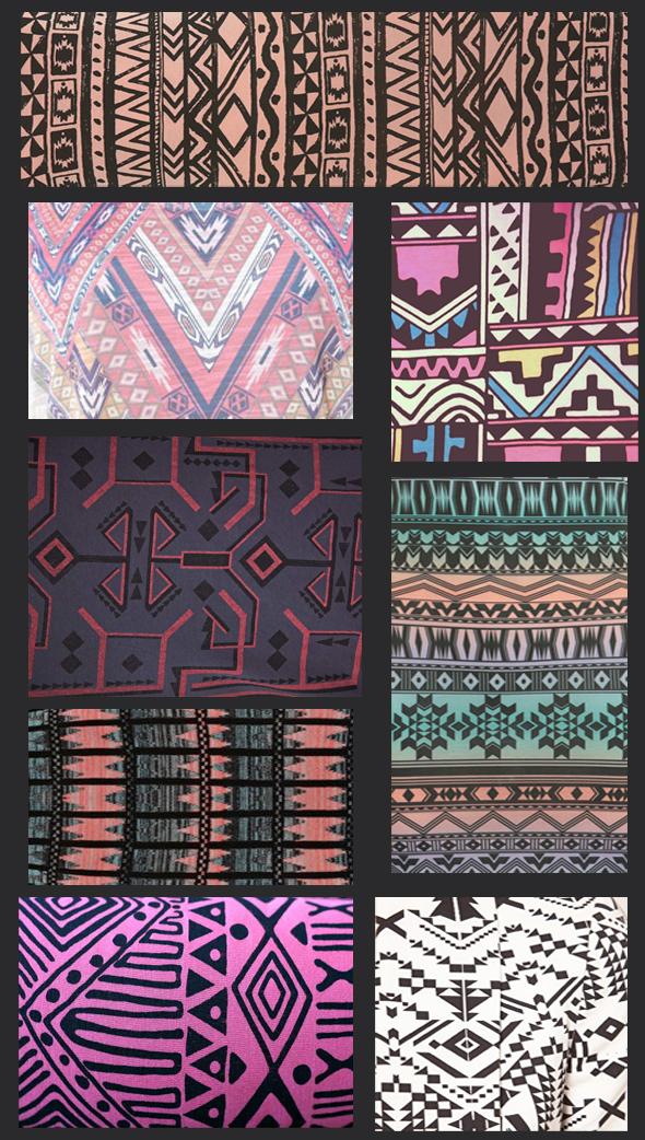 Pattern Story| Aztec