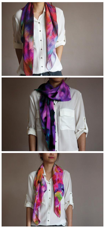 ARTSIST STORY | Amy Sia - scarves