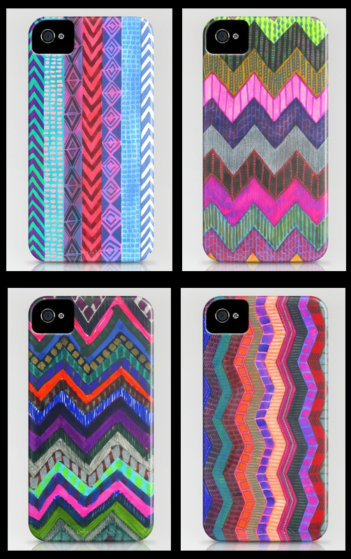 MY WORK | Peru inspired iphone cases