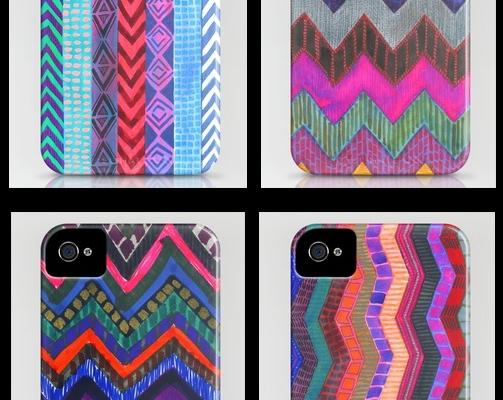 MY WORK | Peru inspired iphone cases