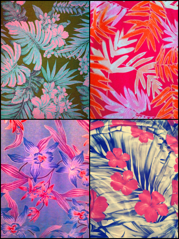 PATTERN STORY | Tropical Patterns