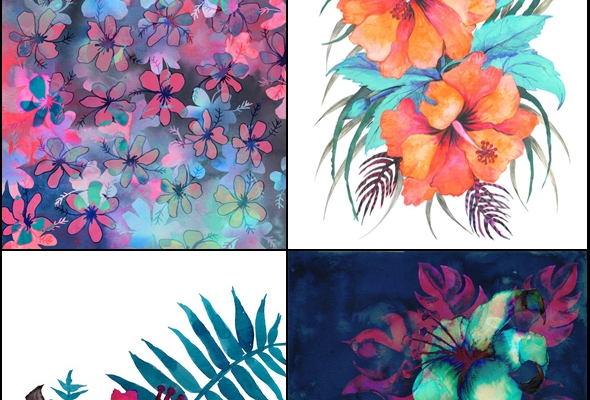 Society6 | Florals