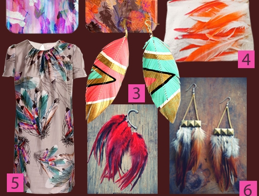 INSPIRATION | Feathers