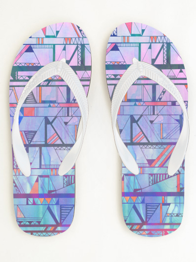 MY WORK  | DREAMS flip flop