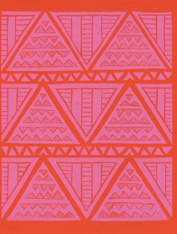 Kapaahu | Neon Pink - Orange