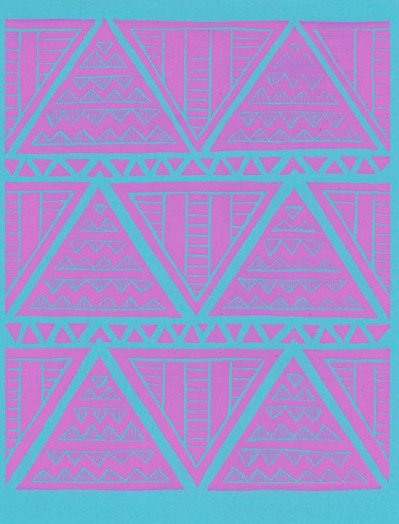 Kapaahu | Pink-Aqua