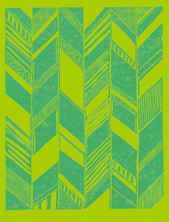 Pohoa  | Neon Green