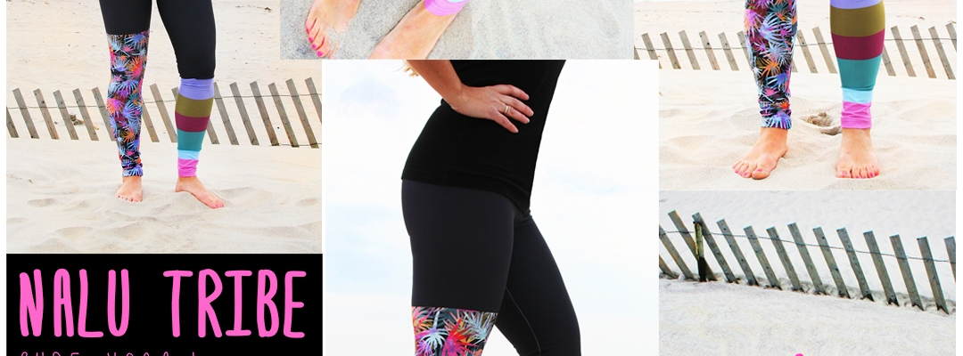NALU_TRIBE_tropicana Surf Legging