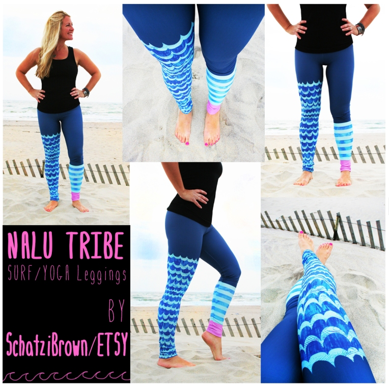 Wave Rider Surf Legging