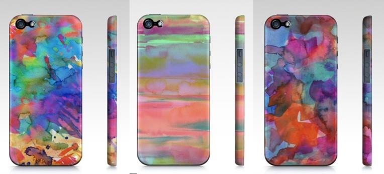 watercolorphonecases