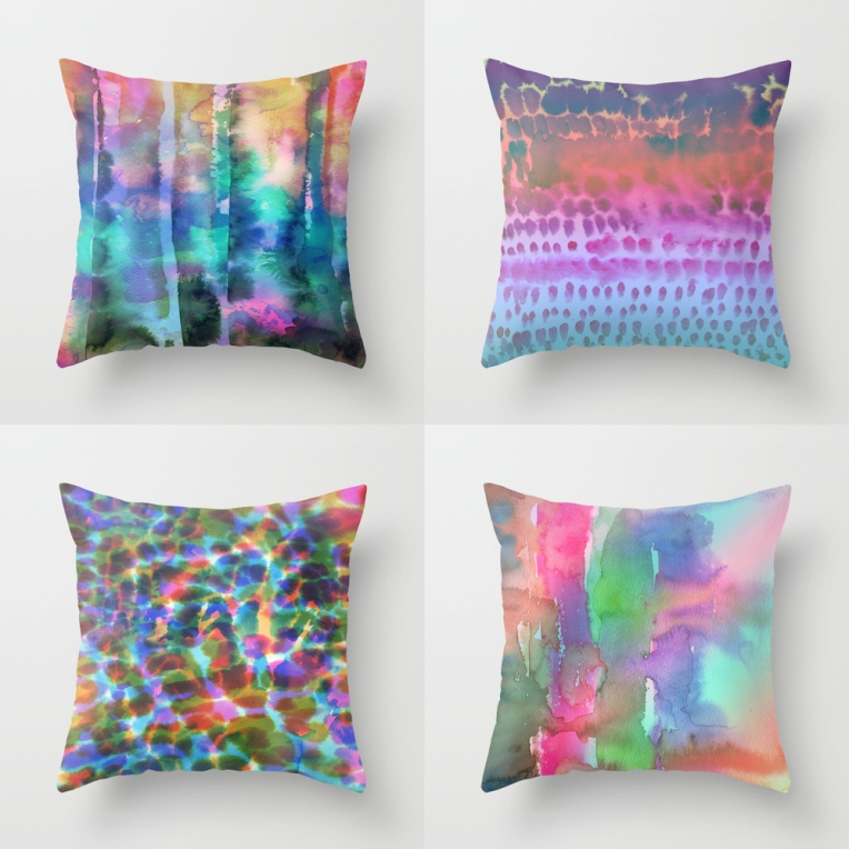 watercolorpillows