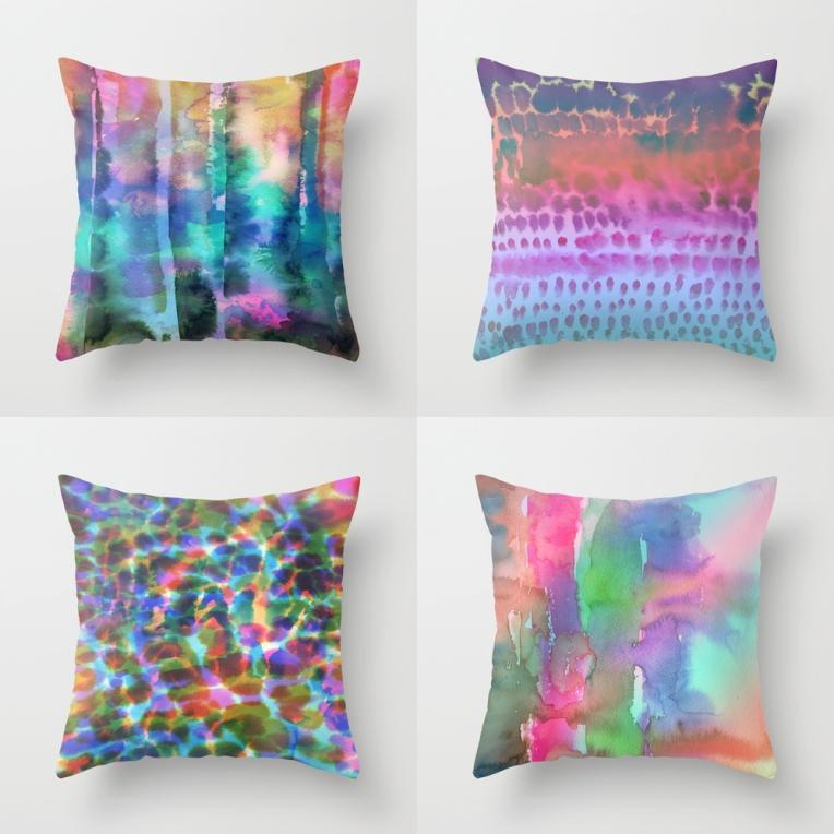 watercolorpillows